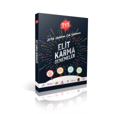 ELİT KARMA TYT 8 FASİKÜL DENEME VİDEO ÇÖZÜMLÜ