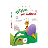 Bilge Salyangoz (10 Kitap)