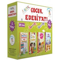 1. Sınıf Çocuk Edebiyatı (50 Kitap)