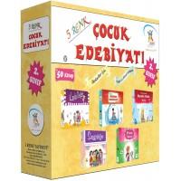 2. Sınıf Çocuk Edebiyatı (50 Kitap)