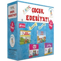 3. Sınıf Çocuk Edebiyatı (40 Kitap)